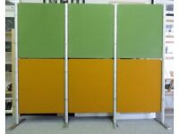 Exhibition Display Panels/Boards & Transport Bags