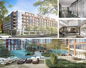 Beautiful Minto WaterGarden-1 Bedroom in Majestic Old Thornhill