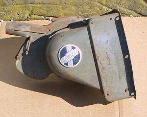 Chevy Truck Fresh-Air Vent Heater  1947 - 1952 ,  Can Ship .