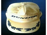 Dunlop cap Isle of Man TT