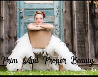 Wedding packages $100-120 hair stylist and makeup artist mobile