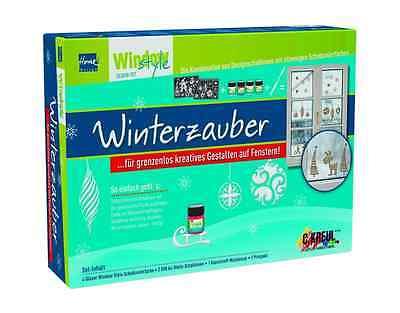 C.KREUL Home Design 74700 Window Style Winterzauber Design-Set