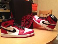 """Air Jordan 1 Retro """"Chicago"""" 11.5"""