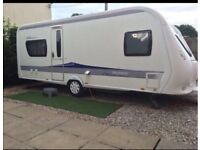Hobby caravan 2010prestige 560 UFE