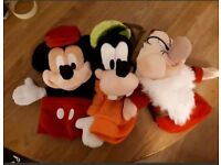 Genuine Disney golf head covers