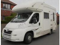 Auto Sleeper NUEVO EK, 2007, 2 Berth, Peugeot 2.2D, Low Miles, End Kitchen, VGC!