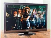 "42"" Panasonic Viera Full HD 1080p LED LCD with Freeview HD & HD Freesat"
