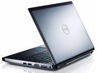"""DELL VOSTRO 3700 P13E 17.3"""" Laptop i5-520m 2.4Ghz 8GB 500GB Win10 PRO WIFI DVDRW"""