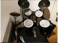 Roland td4kx electronic drum kit