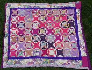 Quilt / Bedspread, Home Made, Titled Kaleidoscope
