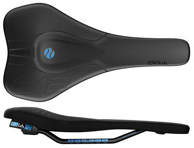 SQlab 612 Ergowave Bike Bicycle Seat Saddle 130mm Wide Black for sale  Shipping to India