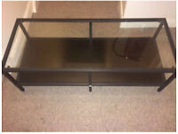 Glass Tv Stand/Coffee Table