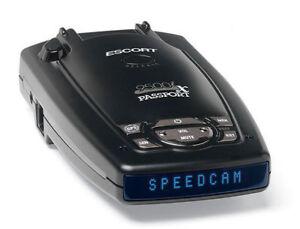 Escort Passport Max >> Escort Passport 9500ix Blue Radar Detector