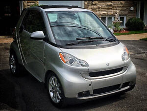 2009 Smart Fortwo Cabriolet