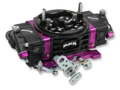 Quick Fuel Brawler BR-67303 Black 850 CFM Race Carburetor Mechanical Secondary
