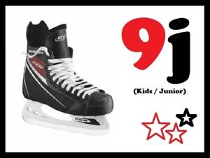 CCM Intruder JUNIOR Hockey Skates (Size 9J) --- $15 FIRM !!
