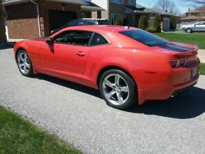 2010 CHEVY CAMARO 5TH GENERATATION