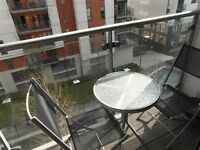 Manchester City centre 2 bed flat short let