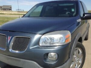2005 Pontiac Montana SV6 EXT, DVD, Leather, LOADED