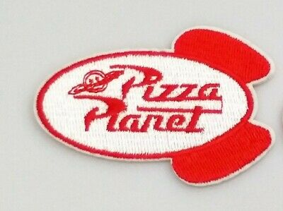 Pizza Planet Patch Toy Story 4 Iron On Applique 2.83