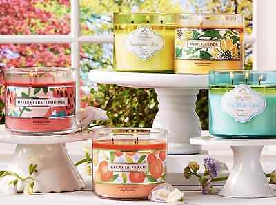 Bath and Body Works 3-Wick Candle- Various