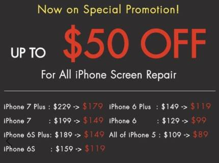iPhone, iPad, Google Pixel Repair Brisbane. Yes! We Come To You!