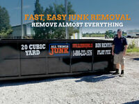 Flat Fee Bin and Dumpster Rentals. Know Your Cost Upfront!