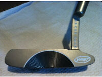 Yes! Callie Milled Putter