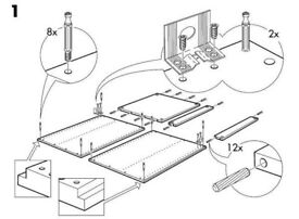 Flatpack furniture assembly, quick and professional
