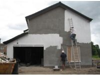 Damp Proofing, Exterior Painting, Flat Roofing