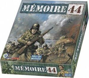 Jeu Société Mémoire 44 Days of Wonder Français ! Mémoire WoW !