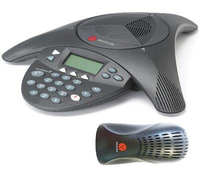 Polycom Soundstation 2 W Lcd 2200-16000-001 Soundstation Non-expandable