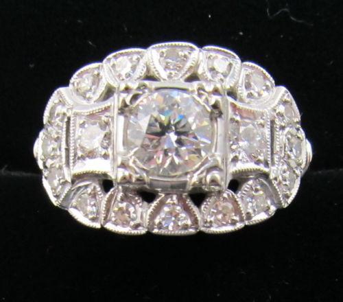 Antique Estate Diamond Ring Ebay