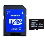 Micro SD 16GB Class 10