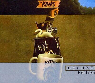 The Kinks   Arthur  Deluxe Edition  New Cd  Bonus Tracks  Rmst  Uk   Import