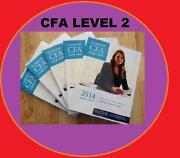 CFA Level 2