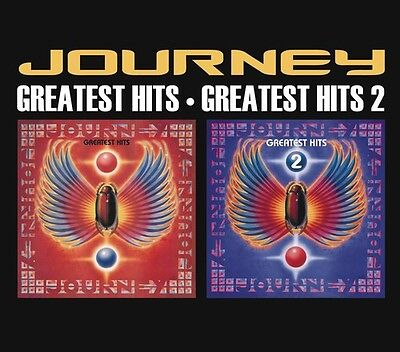 Journey - Greatest Hits 1 & 2 [New CD]