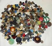 Vintage Button Box
