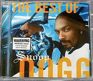 Hip Hop Legend - Snoop Dogg - The Best Of ... CD album JG1 Blacktown Area Preview