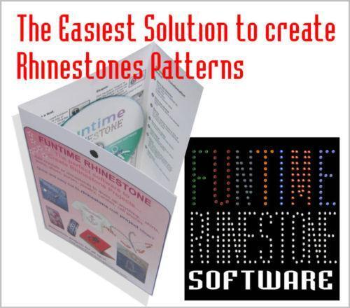 Rhinestone Software Cutters Wide Format Ebay