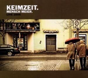 CD Keimzeit Mensch Meier Live 2006 Digipack