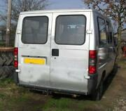 Boxer Ducato Rear Door