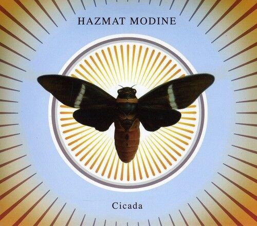 Hazmat Modine - Cicada [New CD]