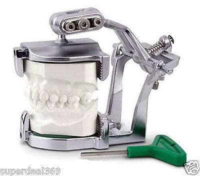 Brand New Dental Lab Adjustable Magnetic Articulator For Dentist O6f