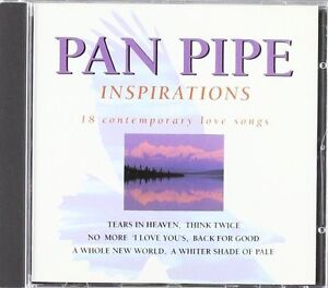 CD - Pan Pipe inspiration (Flute de Pan)
