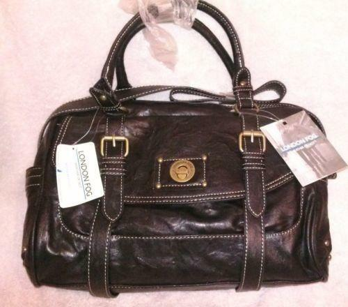 London Fog Handbag Ebay
