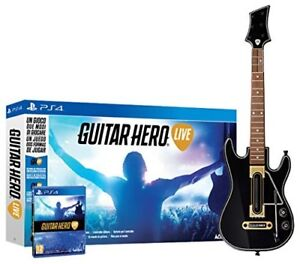 Guitar Hero Live (PS4) by ACTIVISION (new)