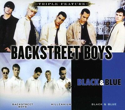 Backstreet Boys   Triple Feature  New Cd