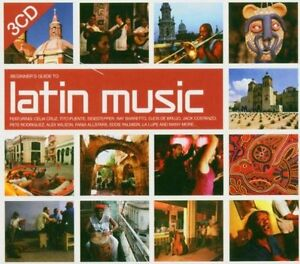 Beginner's Guide To Latin Music-New and sealed 3 cd set