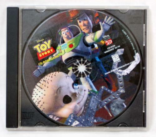 Toy Story Games Play Now : Toy story cd rom ebay